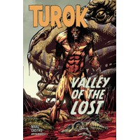 TUROK VALLEY OF THE LOST TP - Ron Marz