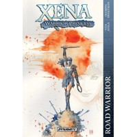 XENA WARRIOR PRINCESS ROAD WARRIOR TP - Vita Ayala
