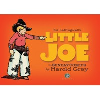 LITTLE JOE HAROLD GRAY HC - Harold Gray