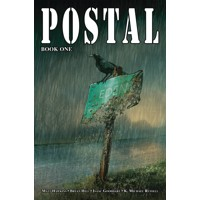 POSTAL HC VOL 01 (MR) - Bryan Hill, Matt Hawkins