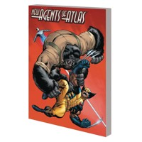 AGENTS OF ATLAS COMPLETE COLLECTION TP VOL 02 - Jeff Parker, More
