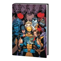 ASTONISHING X-MEN WHEDON CASSADAY OMNIBUS HC VOL 01 DM VAR N - Joss Whedon