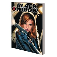 BLACK WIDOW TP WELCOME TO THE GAME - Richard K. Morgan
