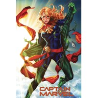 CAPTAIN MARVEL TP VOL 02 FALLING STAR - Kelly Thompson