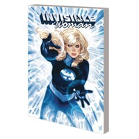 INVISIBLE WOMAN TP - Mark Waid