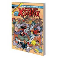 X-STATIX COMPLETE COLLECTION TP VOL 01 - Peter Milligan, X.