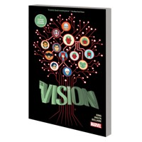 VISION COMPLETE COLLECTION TP - Tom King