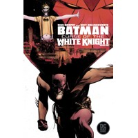 BATMAN CURSE OF THE WHITE KNIGHT #1 až 8 (OF 8) - Sean Murphy