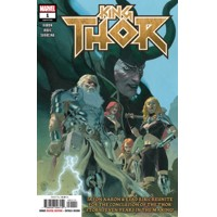 KING THOR #1 až 4 (OF 4) - Jason Aaron