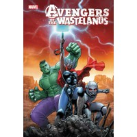 AVENGERS OF THE WASTELANDS #1 (OF 5) - Ed Brisson