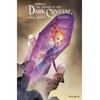 JIM HENSON POWER OF DARK CRYSTAL TP VOL 03 - Si Spurrier, Philip Kennedy Johns...