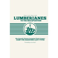 LUMBERJANES TO MAX ED HC VOL 06 - Shannon Watters, Kat Leyh
