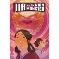 JIA & THE NIAN MONSTER TP - Mike Richardson