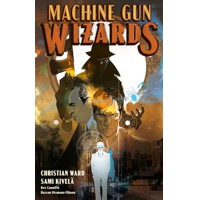 MACHINE GUN WIZARDS TP - Christian Ward