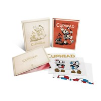 ART OF CUPHEAD HC LTD ED