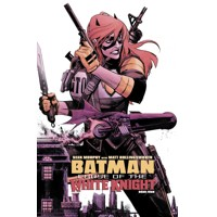 BATMAN CURSE OF THE WHITE KNIGHT #4 (OF 8) - Sean Murphy