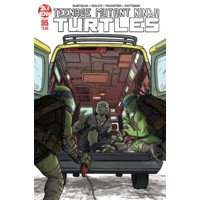 TMNT ONGOING #95 2ND PTG - Tom Waltz, Kevin Eastman