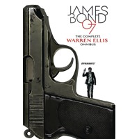 JAMES BOND COMP WARREN ELLIS OMNIBUS HC - Warren Ellis