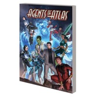 AGENTS OF ATLAS TP - Greg Pak, Jeff Parker
