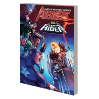 AVENGERS BY JASON AARON TP VOL 05 CHALLENGE OF GHOST RIDERS - Jason Aaron