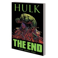 HULK TP THE END NEW PTG - Peter David
