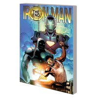 IRON MAN TP THE END NEW PTG - David Michelinie, More