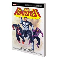 PUNISHER EPIC COLLECTION TP JIGSAW PUZZLE - Mike Baron, More