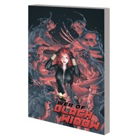 WEB OF BLACK WIDOW TP - Jody Houser