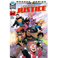 YOUNG JUSTICE #1 až 7 - Brian Michael Bendis