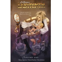 JIM HENSON LABYRINTH CORONATION TP VOL 01 - Si Spurrier