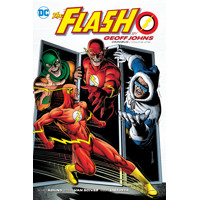 FLASH OMNIBUS BY GEOFF JOHNS HC VOL 01 NEW EDITION - Geoff Johns