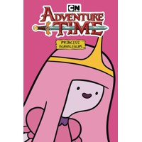 ADVENTURE TIME PRINCESS BUBBLEGUM GN - Shannon Wheeler, Various, Ryan North, S...