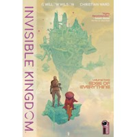 INVISIBLE KINGDOM TP VOL 02 EDGE OF EVERYTHING (MR) - G. Willow Wilson