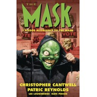 MASK I PLEDGE ALLEGIANCE TO THE MASK TP