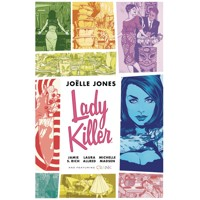 LADY KILLER LIBRARY ED VOL 01 (MR) - Jamie S. Rich, Jolle Jones