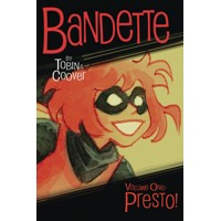 BANDETTE TP VOL 01 PRESTO 2ND ED - Paul Tobin
