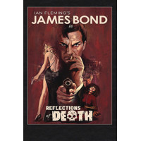 JAMES BOND REFLECTIONS OF DEATH HC PERCY SGN ED