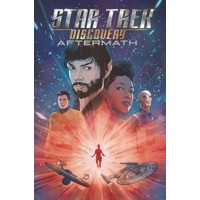 STAR TREK DISCOVERY TP AFTERMATH - Kirsten Beyer, Mike Johnson