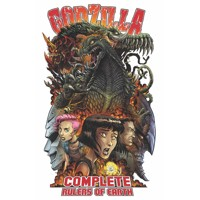 GODZILLA COMP RULERS OF EARTH TP VOL 01 NEW ED - Chris Mowry