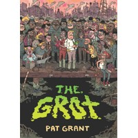 GROT STORY OF SWAMP CITY GRIFTERS TP - Pat Grant