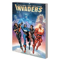 INVADERS TP VOL 02 DEAD IN THE WATER - Chip Zdarsky