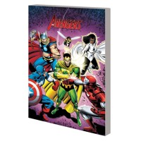 LEGENDS OF MARVEL TP AVENGERS - Peter David, More