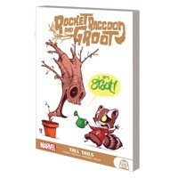 ROCKET RACCOON AND GROOT GN TP TALL TAILS - Skottie Young, Nick Kocher