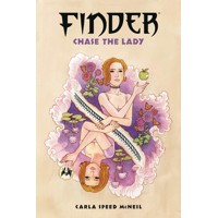 FINDER CHASE THE LADY TP - Carla Speed McNeil