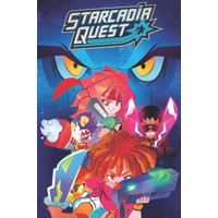 STARCADIA QUEST HEART OF A STAR TP - James Roberts
