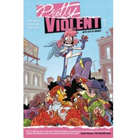 PRETTY VIOLENT TP VOL 01 (MR) - Derek Hunter, Jason Young