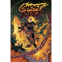 GHOST RIDER TP VOL 01 KING OF HELL - Ed Brisson