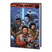 STAR WARS AGE OF RESISTANCE HC - Tom Taylor, G. Willow Wilson, Chris Eliopoulos