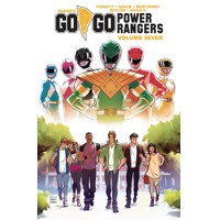 GO GO POWER RANGERS TP VOL 07 - Ryan Parrott