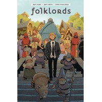 FOLKLORDS TP - Matt Kindt
